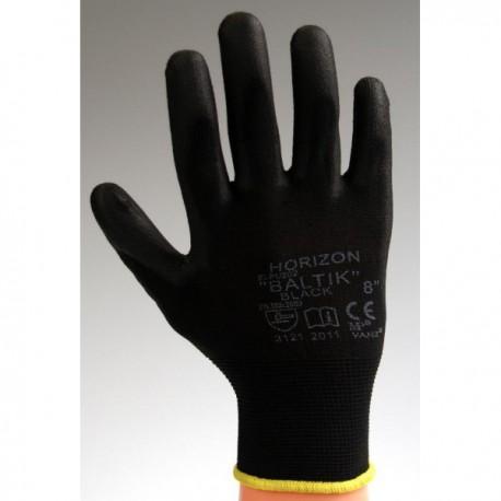 Rękawice robocze BALTIK BLACK ESD