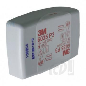 Filtr przeciwpyłowy P3 3M 6035