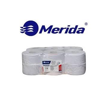 PKB202 Papier toaletowy biały MERIDA