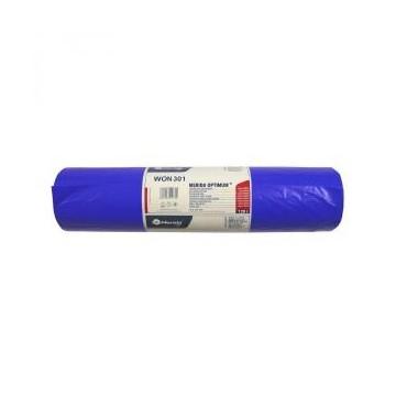 MERIDA Worki na odpady 70x110 poj.120L,50szt niebieskie