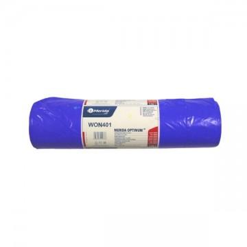 MERIDA Worki na odpady 90x110 poj.160L,25 szt niebieskie
