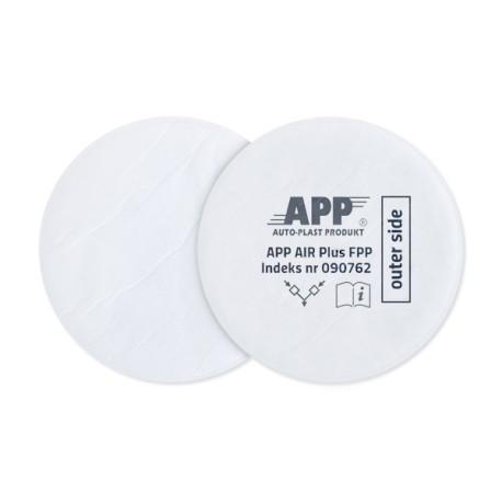 APP Filtr płaski przeciwpyłowy