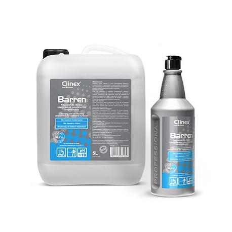 Clinex Barren  10 L , 5L , 1L