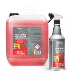 Clinex W3 Forte 10L , 1L
